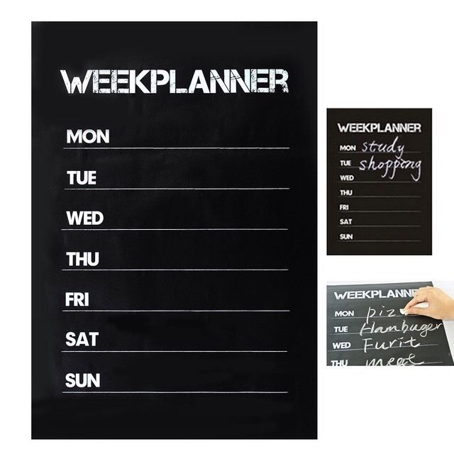 Slimming World Weight Watchers Diet Food ChalkBoard Meal Planner Weightloss | eBay