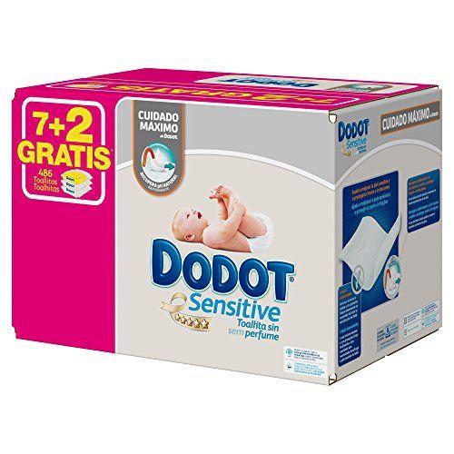 Dodot Sensitive Toallitas 9 Paquetes De 54 Unidades Dodot Https