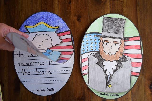 Presidents' Day Creativity