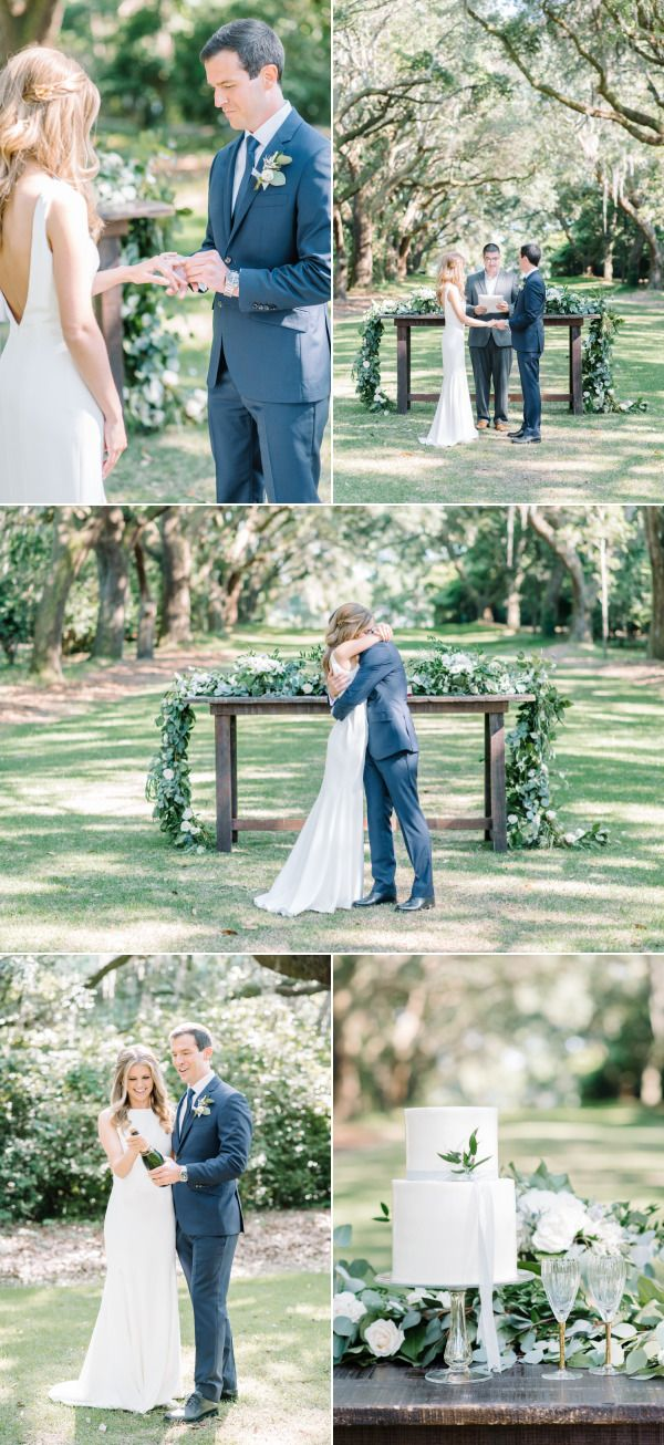 They Planned A Dream Elopement Close To Home
