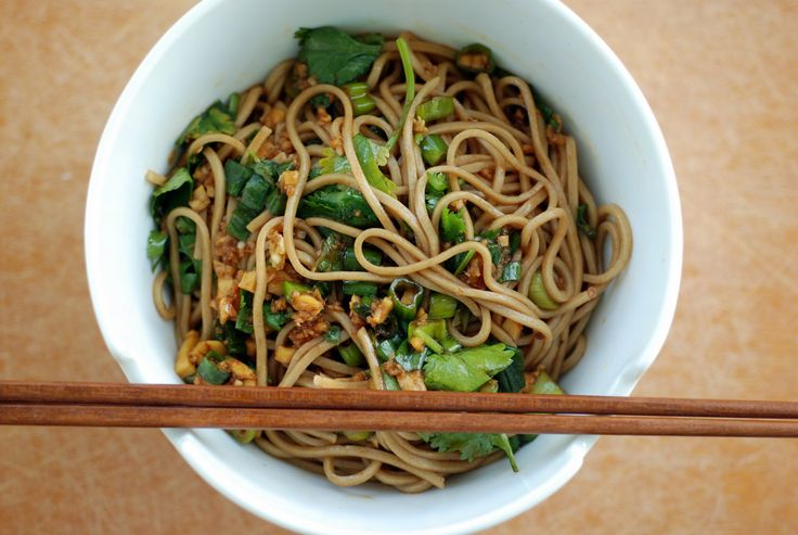 Chili-Lime Noodles via The Taste Space