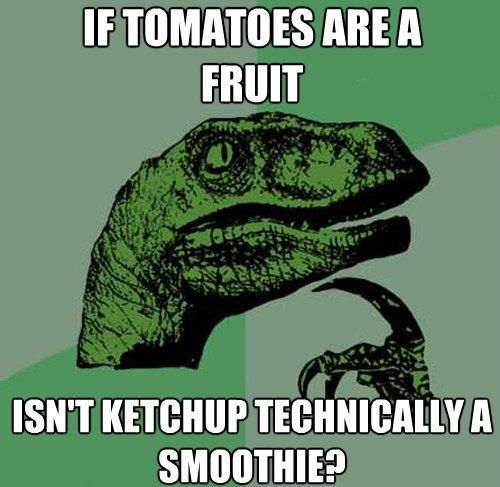 Eww....hate ketchup, even if it is a smoothie....which, I'll admit, does sound a BIT more appetizing that ketchup...