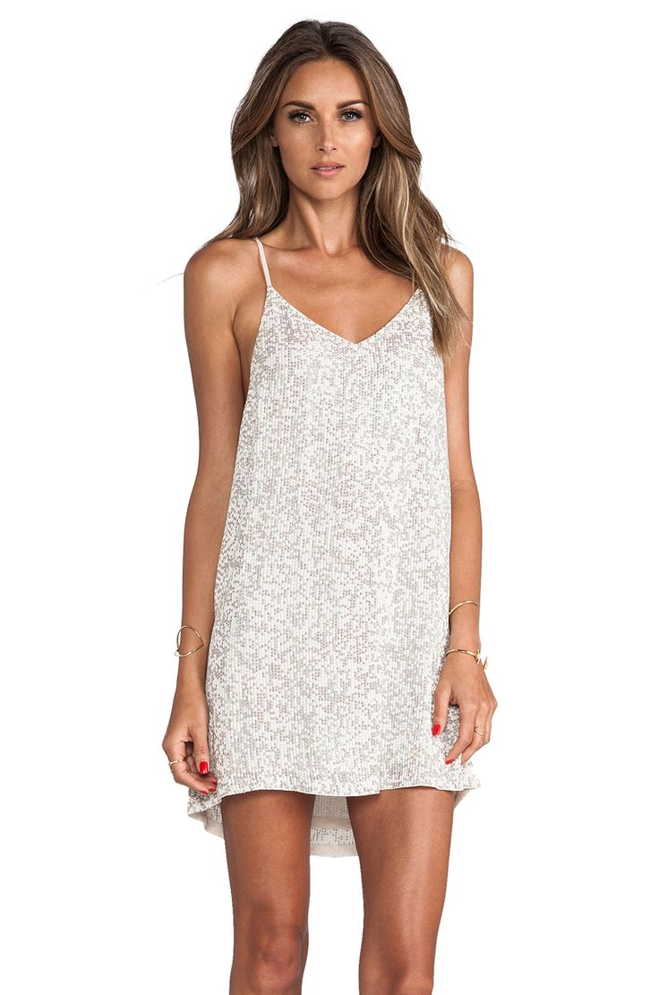 Beaded cami dress