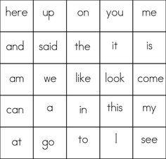 magic 100 sight words pdf