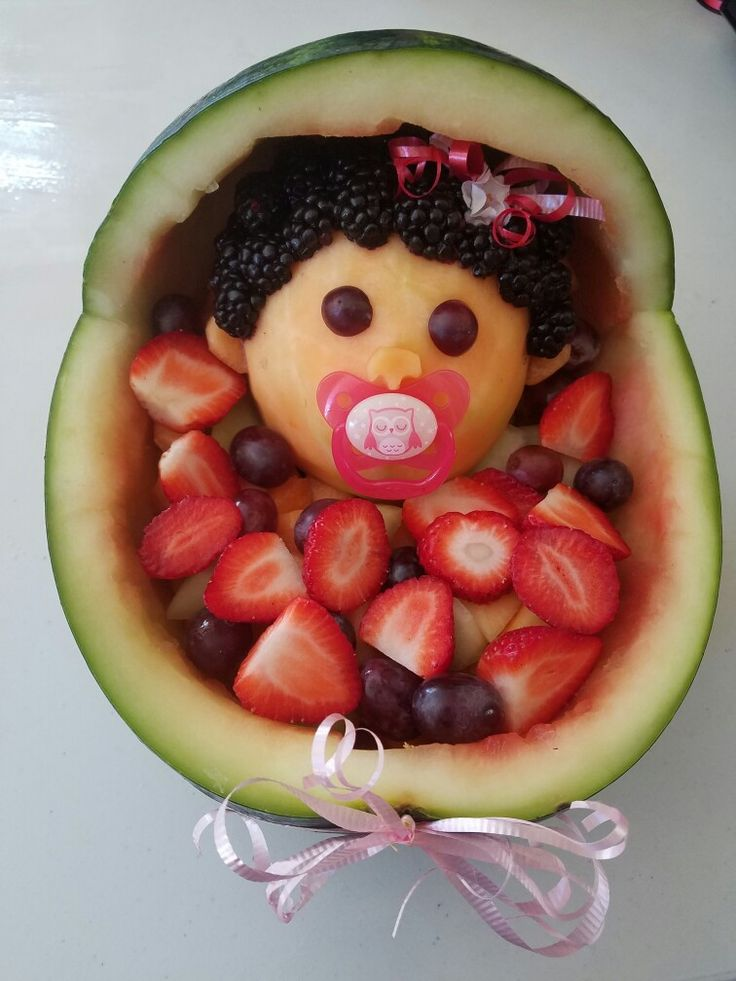 baby fruit baskets on pinterest baby shower fruit watermelon baby