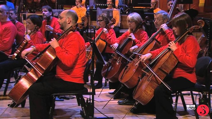 Great short video on the string family.  Each section plays a short selection and then they play together