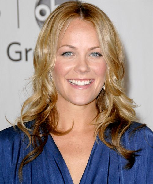 Andrea Anders Hairstyle  last
