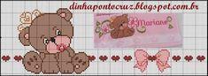 Boa tarde amigos e seguidores! Atendendo a muitos pedidos trouxe minha versão real da ursinha baby Dinha Para quem não viu meu trabalho ...