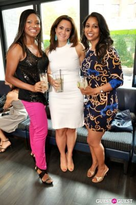 """Guest of a Guest DC: Angelica Talan at the Kelly Bensimon book signing for """"I Can Make You Hot"""" at the A Bar/Washington DC"""