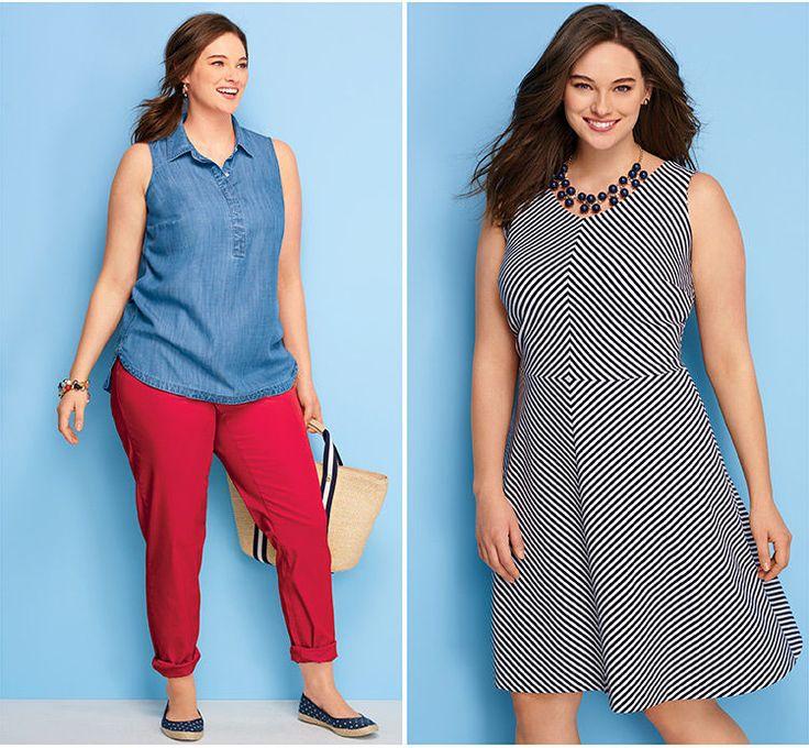 Talbots Woman sizes 12W - 24W.