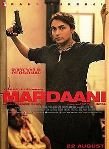 Watch Mardaani Bollywood movie online totally free! Directed by: Pradeep Sarkar, Produced by: Aditya Chopra. Watch Mardaani (2014) Bollywood HD movie in this site. No need any cost, just click play and watch this HD movie with your internet modem for totally free! If you want to download it click here.
