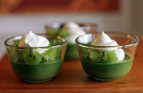 Kuliner: 10 Resep Puding Dari Buah-Buahan Segar - Puding Apel Sayur Siram Vla | Vemale.com
