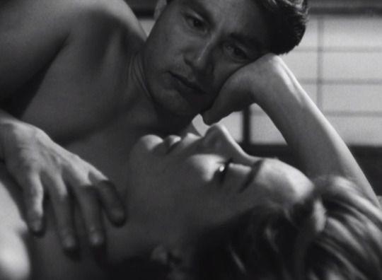 Hiroshima Mon Amour | Alain Resnais | 1959 Eiji Okada, Emmanuelle Riva