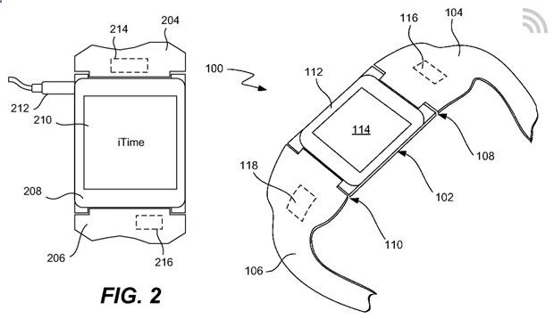 Tips For Choosing Smartwatch Apple iTime patent details a modular smartwatch with sensors in the band - If you want to buy a smartwatch and you do not know which one, you need to review well not only the prices, but also which one is right for you. To do this, we give you useful tips to make the best choice.