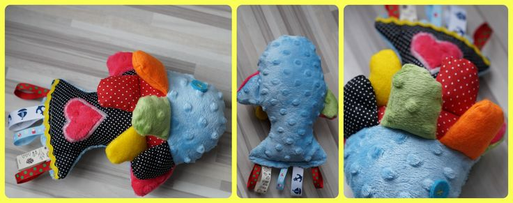 Zabawka sensoryczna:)