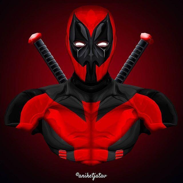 3/365 : Deadpool Series Artwork : 3 - Ultimate Deadpool Gotta love this suit. . Full brightness preferred. Zoom in for details ☀️ ➖➖➖➖➖➖➖➖➖➖➖➖➖➖➖➖➖ #art #artist #avengersinfinitywar #digitalart #sketch #dc #dceu #captainamerica #ironman #infinitywar #deadpool #spiderman #blackpanther #cable #comics #instagram #instalike #instagood #instafollow #instart #artist #followforfollow #like4like #like #follow #xmen #xforce #thanos #deadpool2 #marvelcomics