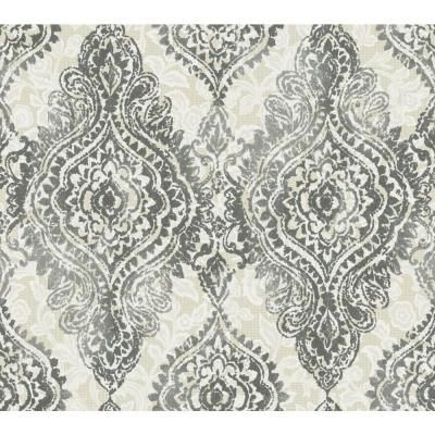 York Wallcoverings 60.75 sq. ft. WallpapHer Boho Chic Wallpaper-WH2710 - The Home Depot Love this one! Bought it!