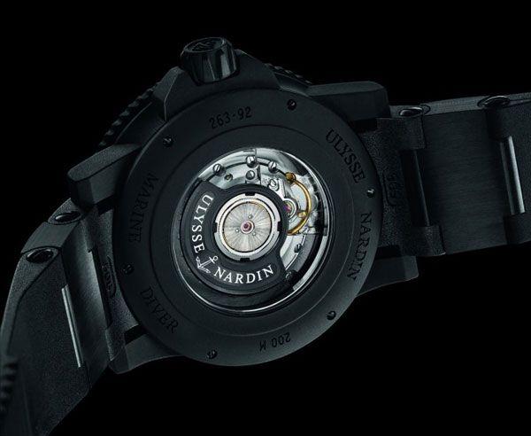 Maxi Marine Diver Black Sea Watch 3 -