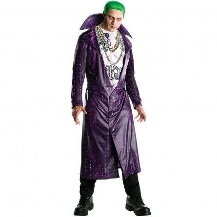 Mens The Joker Jacket Costume