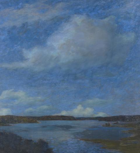 Prins Eugen, Nattmolnet, 1901