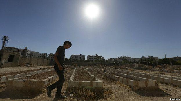 Más de 190.000 personas han muerto en Siria por el conflicto, dice ONU