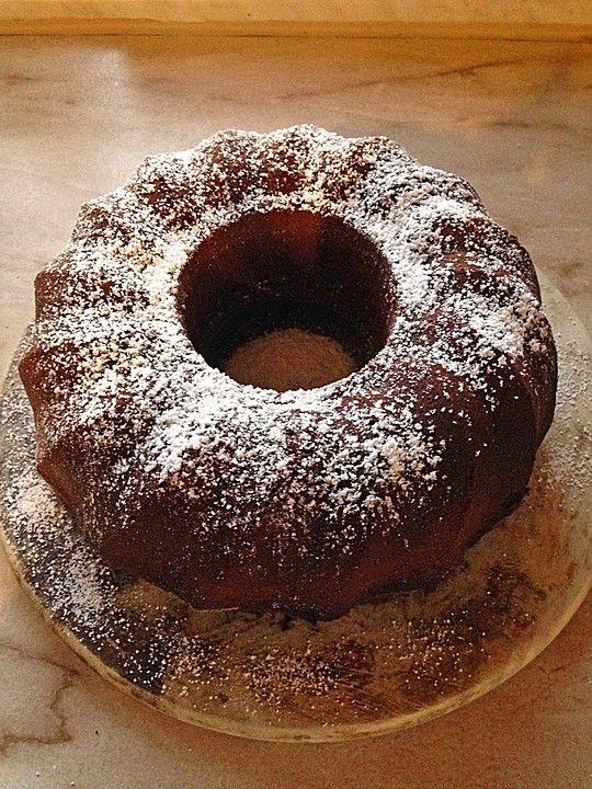 Schokolade - Becherkuchen | Chefkoch.de