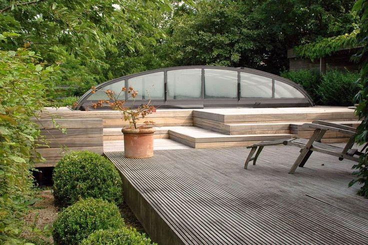 17 best images about houten terrassen on pinterest photos met and van - Bedek een houten terras ...