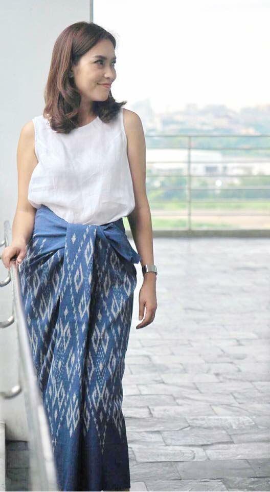 Tenun sarong