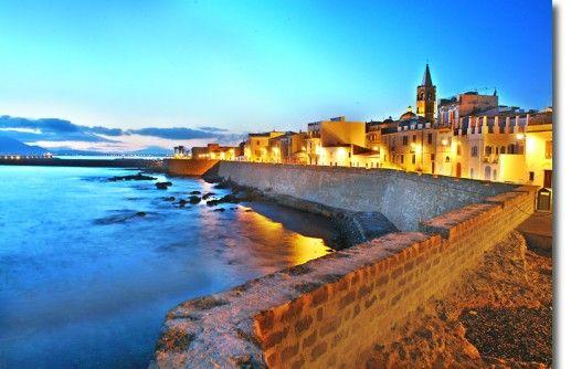 Alghero, Sardinia, Italy. Fantastic spot.