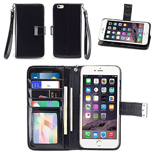 IZENGATE Apple iPhone 6 Plus (5.5 Inch) Wallet Case - Executive Premium PU Leather Flip Cover Folio with Stand (Black) IZENGATE http://smile.amazon.com/dp/B00NJ7XVRK/ref=cm_sw_r_pi_dp_mcLsub0FCF697