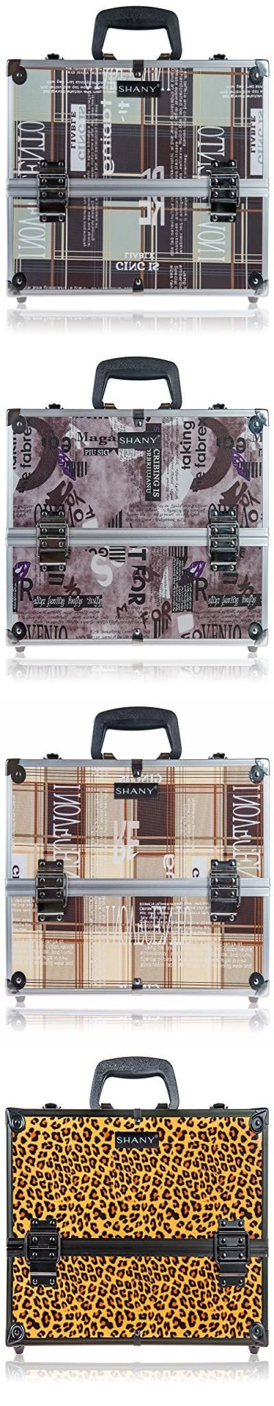 SHANY Cosmetics Premium Collection Aluminum Makeup Train Case - Reviews #SHANY #Cosmetics #Premium #Collection #Aluminum #Makeup #Train #Case #Reviews #Reviews