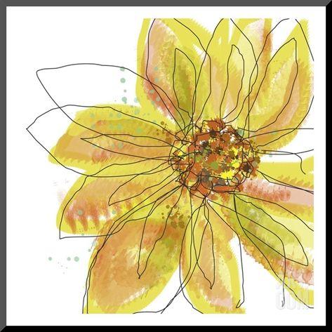 Jan Weiss-Yellow Sunshine