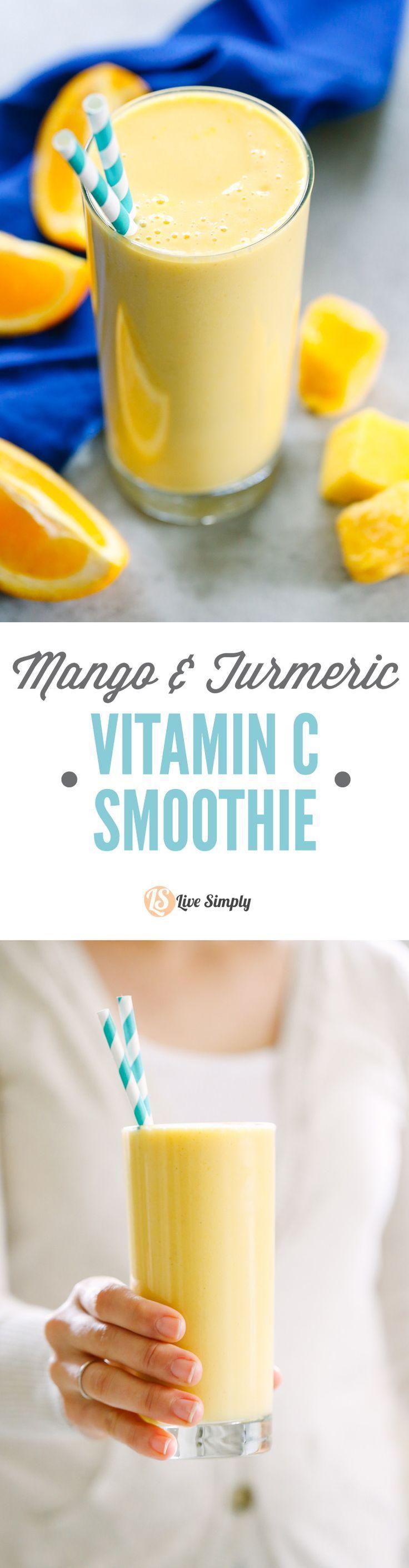 Mango and vitamin c