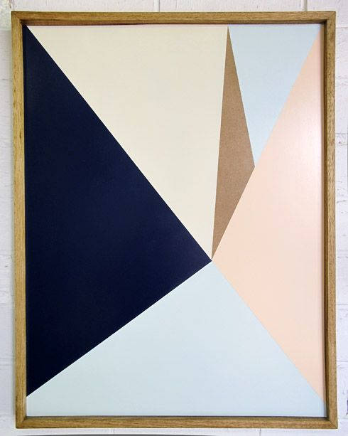 Best 25+ Geometric art ideas on Pinterest   Geometric ...