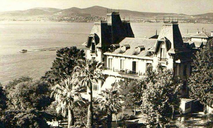 Büyükada Anadolu Kulübü - 1940 ...