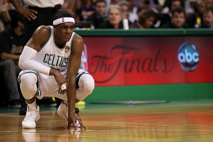 Rajon Rondo - NBA Finals Game 5: Los Angeles Lakers v Boston Celtics