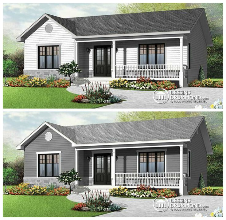 Plan de maison original affordable filewhite house - Plan de maison original ...