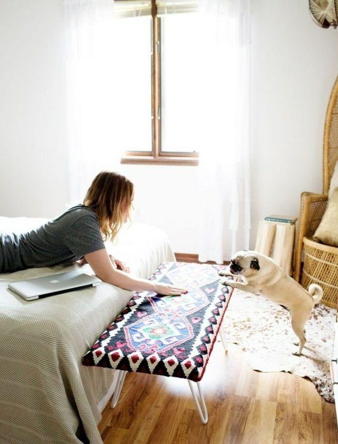 17 meilleures id es propos de lits pour chien sur - Fabriquer un lit pour chien ...