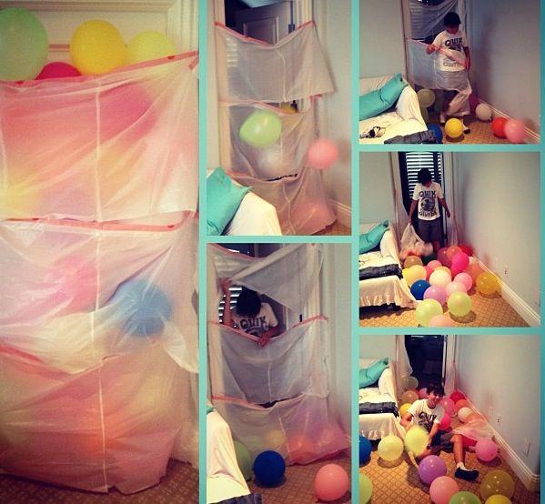 Birthday surprise idea