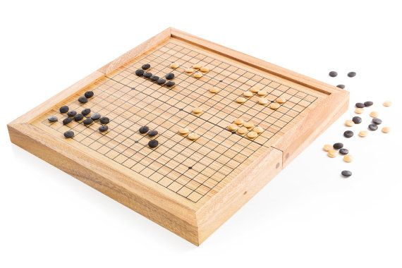 Go is a strategy board game originated in China some three thousand years ago. During the game, players will maximize their cogitation as well as