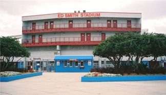 Old Ed Smith Stadium - Reds Spring Training (2008-2009)