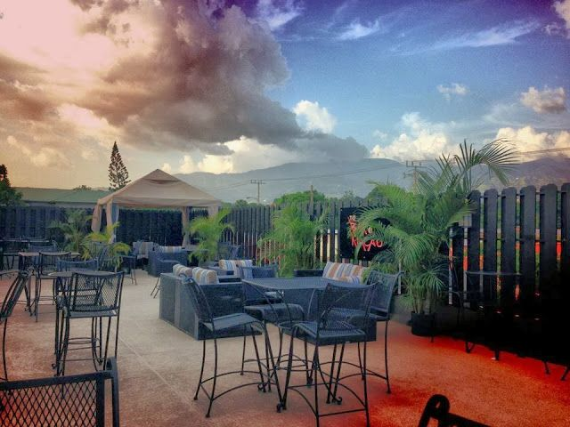 Macau Restaurant Kingston Jamaica Perfect For Outdoor