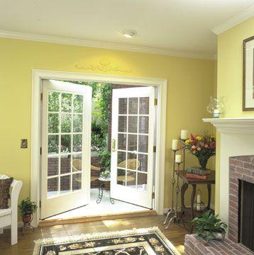 Utah Patio Doors, Blinds Between the Glass, French Doors | Peach Building Products - Windows, Doors, Sunrooms