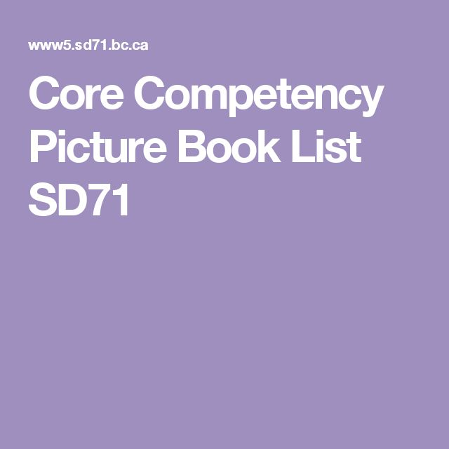 Best Core Competencies Images On   Core Competencies