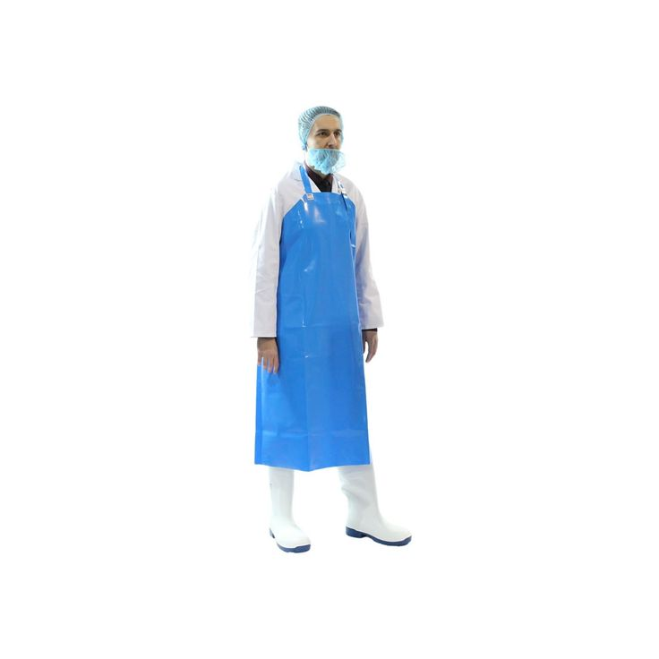 Industrial aprons offer protection, safety and ease of working for industries like health-care & sanitation, manufacturing, food processing and pharmaceutical industries.   #industrial #aprons #TPU #chemicalaprons #protectiveclothing #pharmaceutical #healthcare