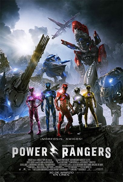 Power Rangers (2017) online o descargar gratis HD