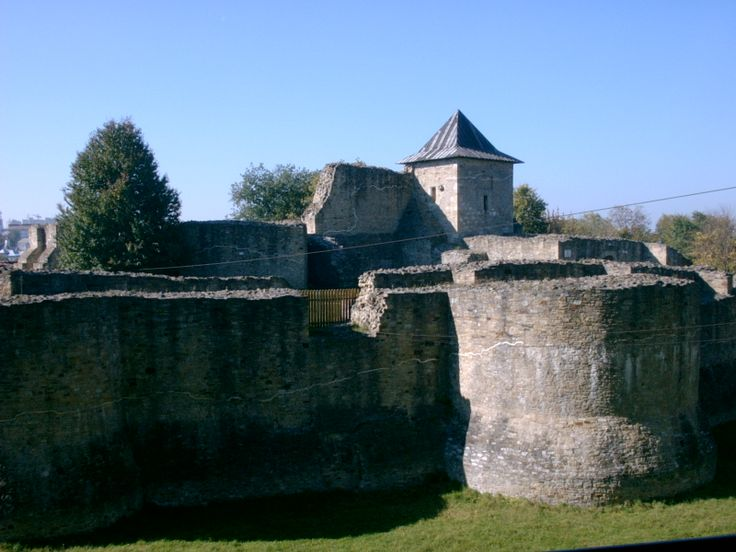 Suceava Fortress (photo Vasilina Mir Mostafa)