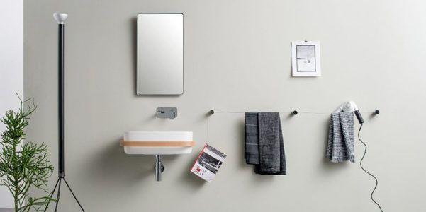 Dot E Il Sistema Modulare Di Accessori Per Il Bagno Www Milano