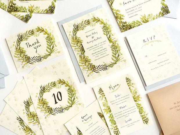 1241 Best Wedding Invitations Images On Pinterest