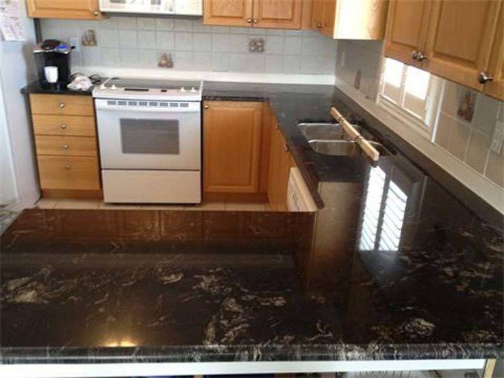 titanium granite countertops google search - Kitchen Sink Titanium